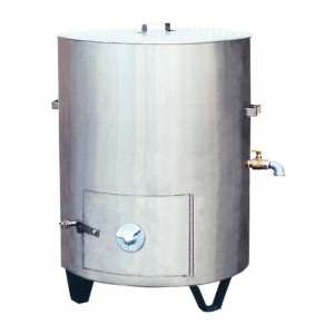 30 Gallon Round Canner