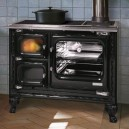 Deva 100 Wood Cook Stove