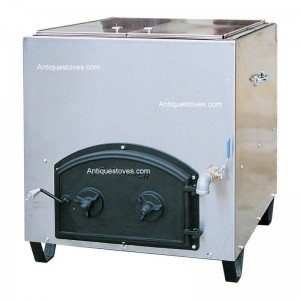 Wood Fired Canner Cooker