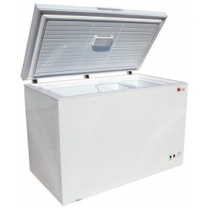 Sunstar 9 Cubic  ft,  Solar Refrigerator Freezer