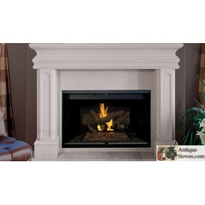 Craftsman 42 Wood Burning Fireplace