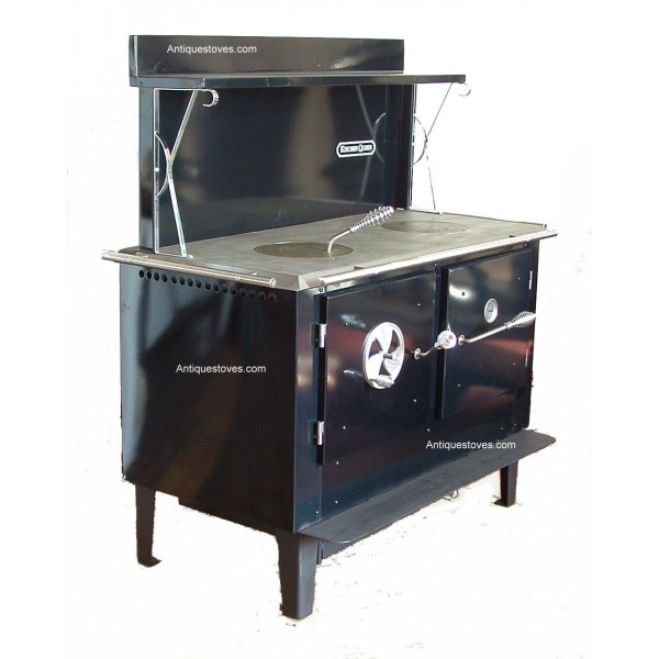 bakers choice wood cook stove